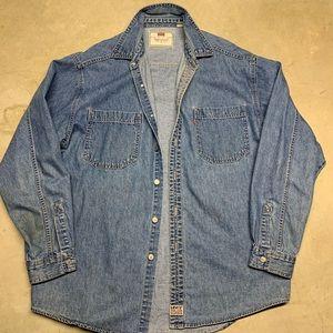 Levi's Denim Button Up Shirt